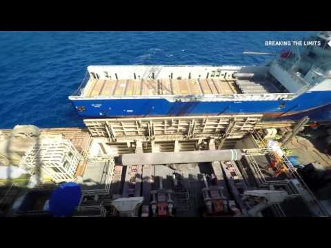 Breaking Limits | Ichthys LNG Project Gas Export Pipeline | Saipem