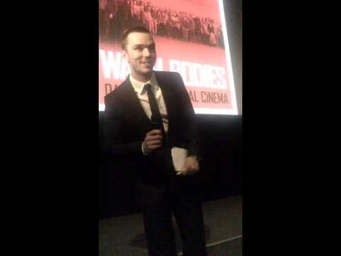 "Nicholas Hoult at the italian premiere of ""Warm Bodies"" in Rome (Do Not Steal)"