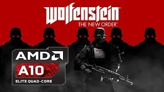 Wolfenstein: The New Order Walkthrough Ep.29 | Oh Crap....This Landing IS GOING TO HURT! [PC HD]