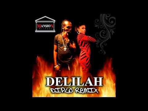 Mavado - Delilah [Diplo Remix] July 2011