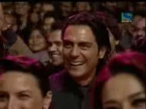 Farhan Akhtar Life Performance in 54th Idea Filmfare Awards 2008