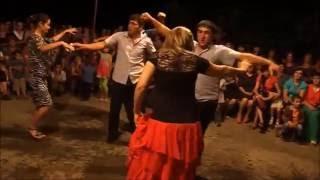 Лезгинская свадьба село Захит группа Казино