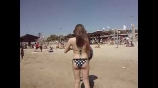 Camel Beach Haifa City Sabi Israel April Milap Tour