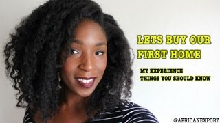 CHIT CHAT: Buying Your First Home : My experience & Things 2 know