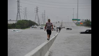 Why Houston is a 'sitting duck' for hurricanes