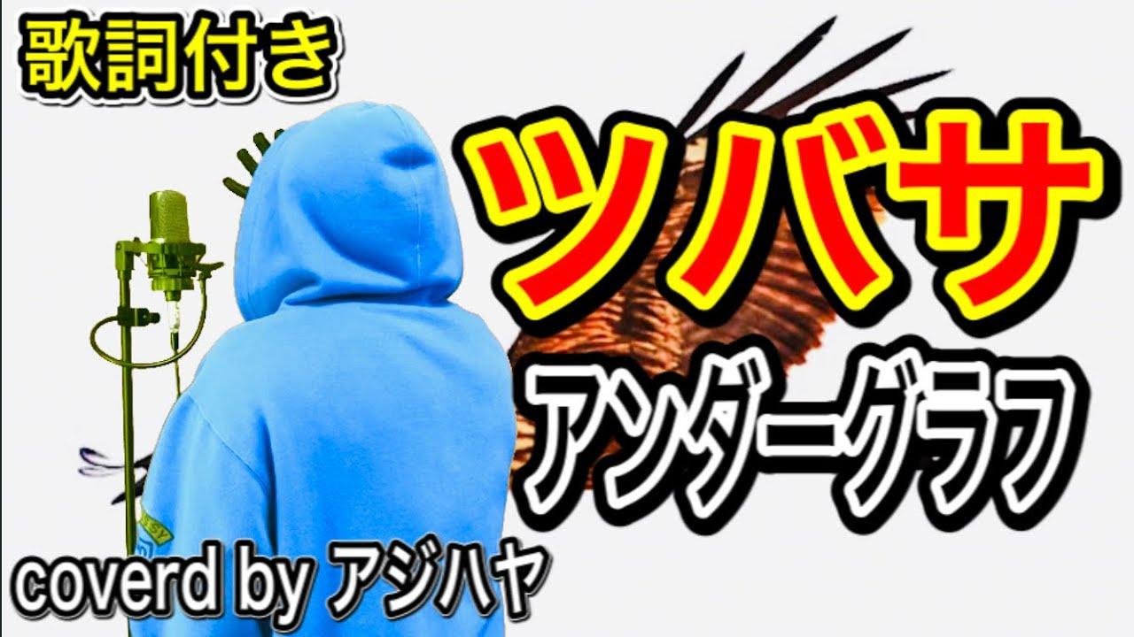 ツバサ/アンダーグラフ【歌ってみた】歌詞付き(cover by アジハヤ)