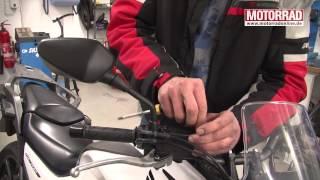 MOTORRAD-Werkstatt: Einsteiger-Grundcheck