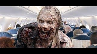 "Breaking: ""Zombie Airplane Apocalypse"" Man Biting  Passengers!"