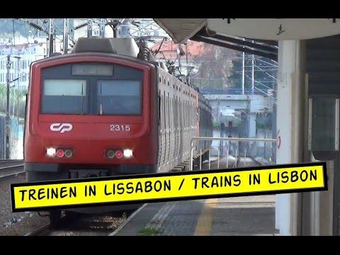Treinen in Lissabon - Trains in Lisbon - Trens em Lisboa (2016)