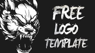 Free Logo template download | vectorial logo