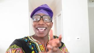 African Dad Ling0 101 - Aphricanace Comedy