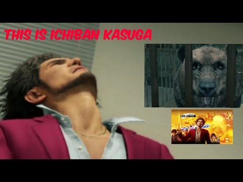 This is Ichiban Kasuga - Yakuza Like A Dragon |