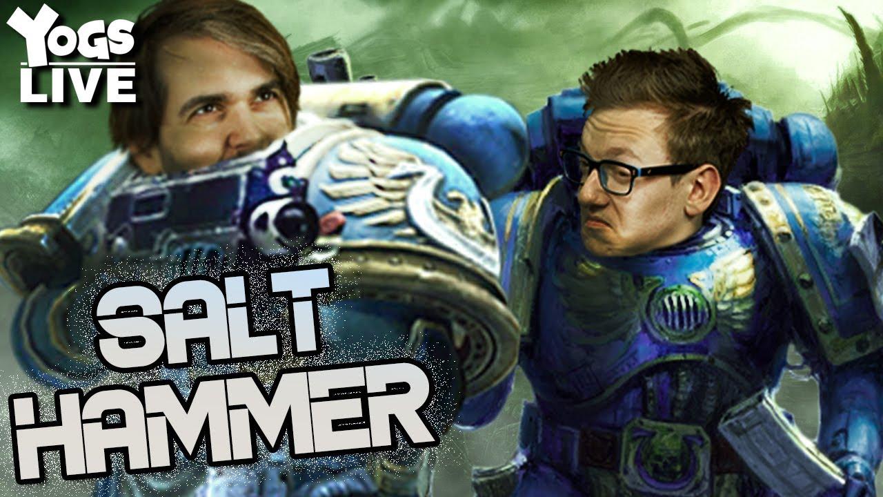 SALT-HAMMER! - Warhammer 40k: Gladius w/The Armchair Admirals - 14/09/20