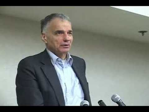 Ralph Nader  Candidates Speech 1 At 2008 Peace & Freedom party prior to nomination