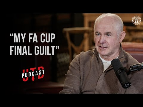 """UTD Podcast: Arthur Albiston - """"My FA Cup Final guilt"""" 