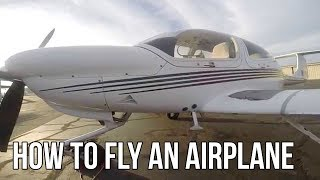Learn How To Fly An Airplane