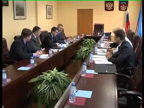 Губернатор Мурманской области Марина Ковтун встретилась с представителями банка ВТБ