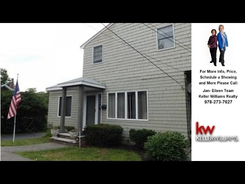 123 Foster Rd, Swampscott, MA Presented by Jan- Eileen Team.