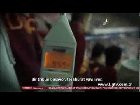İngilizler Galatasaray Taraftarını Böyle Anlattı!