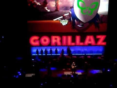 Gorillaz - Melancholy Hill Live! - YouTube Gorillaz 10 2000 Lyrics