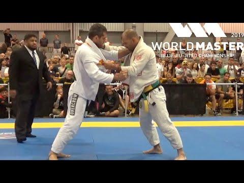 Marco Barbosa VS Wellington Dias / World Master 2019