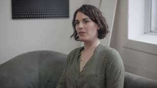 Andréanne Abbondanza Bergeron, lauréate 2017 Concordia de la Bourse Claudine et Stephen Bronfman en art contemporain