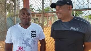 Rogelio García y Orestes Kindelan se encuentran en Miami