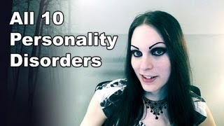 All 10 Personality Disorders | Overview & Symptoms