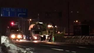 日本除雪機製作所一車線積込型ロータリHTR251L~これが噂の一車線ですっ!!~