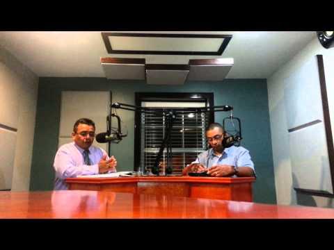 En radio aleluya desde Houston tx 7/22/13