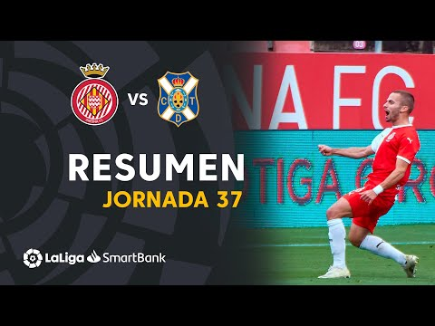Girona Tenerife Goals And Highlights