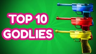 TOP 10 GODLIES!!! (ROBLOX MMX)