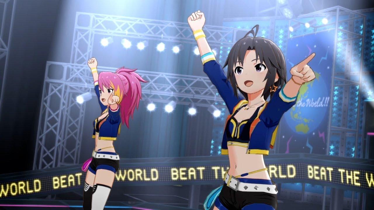 Assistir - 「アイドルマスター ミリオンライブ! シアターデイズ」ゲーム内楽曲『Beat the World!!!』MV - online