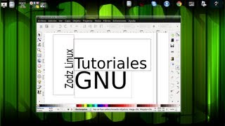 Hacer Presentaciones con Inkscape y Sozi