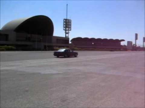 Driving in Baghdad
