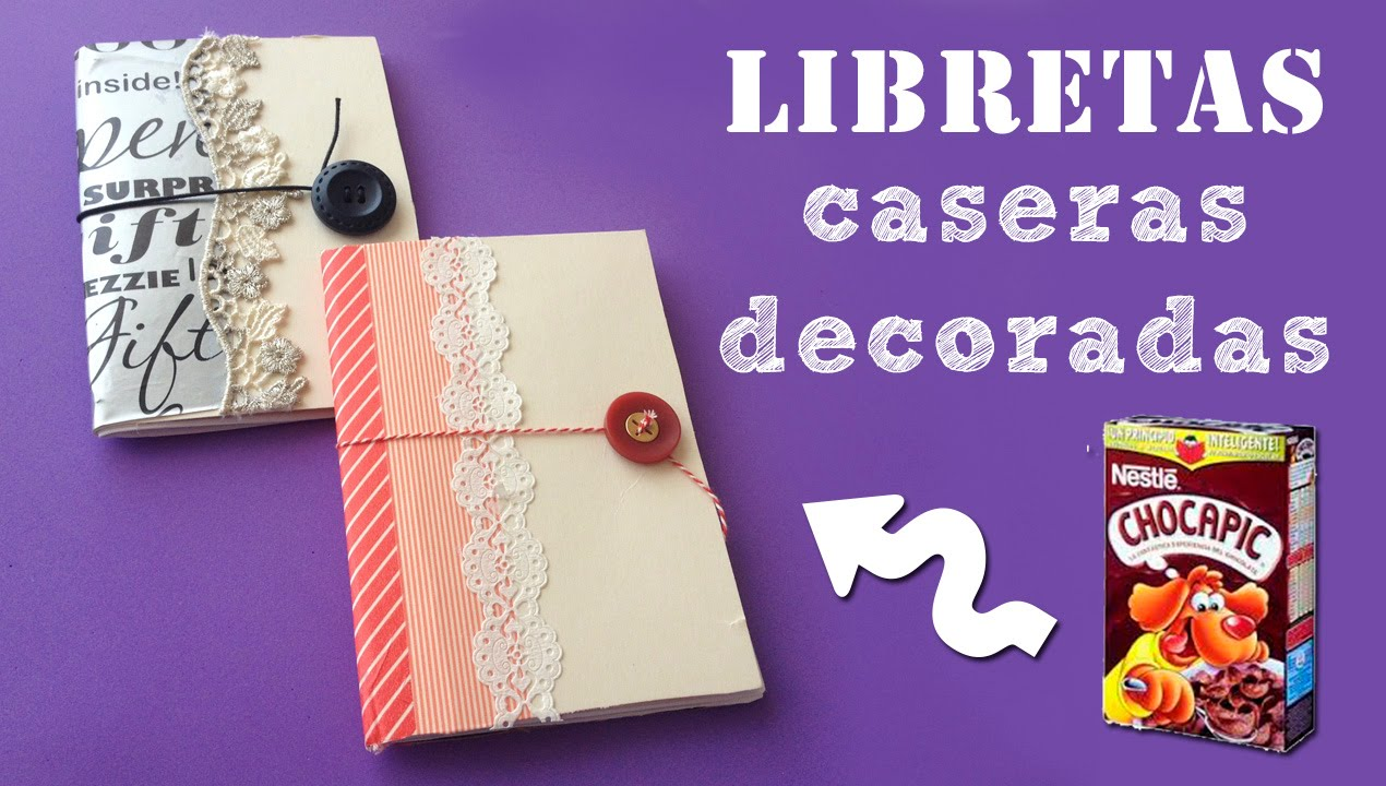 decoradas caseras: Manualidades de reciclaje de cartón - YouTube