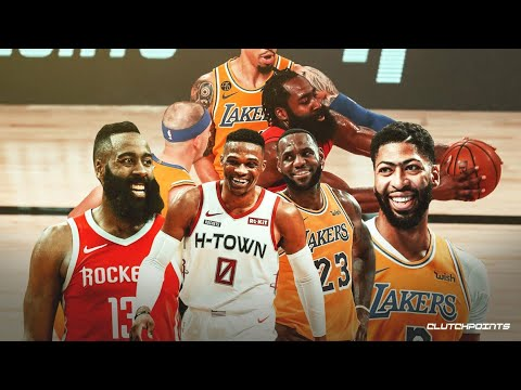 Download 2020 NBA Western Conference Semifinals: Los Angeles Lakers vs. Houston Rockets (Full Series)
