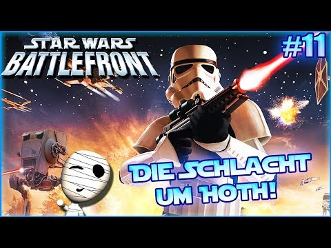 Die Schlacht um Hoth! - Star Wars Battlefront #11 - Lets Play Tombie thumbnail