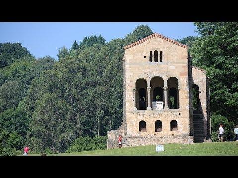 Iglesia De Santa María Del Naranco   Oviedo, Asturias