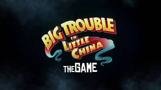 "01 - Big Trouble in Little China: the Game - ""How to Play"" Act I Setup"