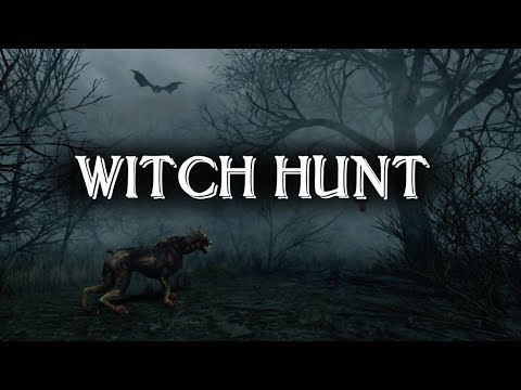 Witch Hunt | Horror Themed Hunting Game | Early Access Gameplay