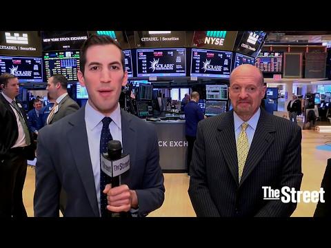 Jim Cramer Talks J.C. Penney, Nordstrom, Unilever, Wells Fargo, GE, Apple and Dick's Sporting Goods