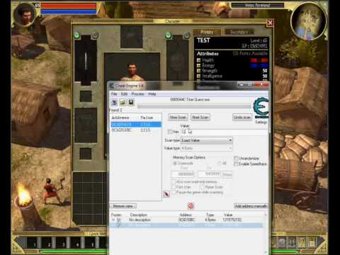 Hacking RuneScape with Cheat Engine