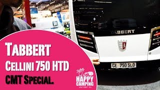 Vorstellung Tabbert Cellini 750 HTD SLO | Happy Camping