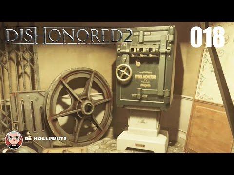Dishonored 2 #018 - Chronowandler-Spielchen [XBO] Let's Play Das Vermächtnis der Maske