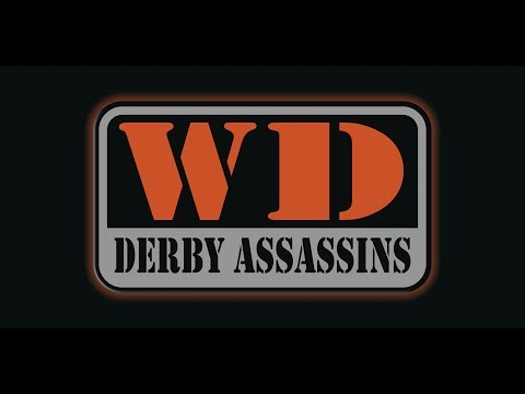 WD Derby Assassins Perris Auto Speedway Democross  5-20-2017 Heat 1 #22