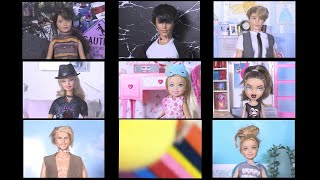 Video Chat - A Barbie parody in stop motion *FOR MATURE AUDIENCES*