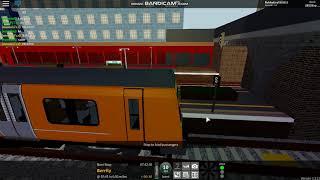 Roblox SCR: Airlink Class 185 von SC nach AC
