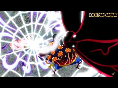 Luffy Vs Doflamingo Final Fight!!!! sub indo (One piece)