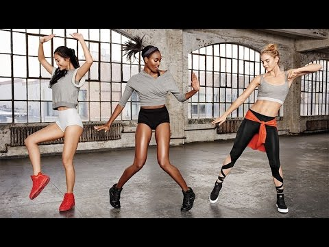 Dance Cardio Workout - 40 Minutes Dance cardio To Burn Fat - Total Body Workout thumbnail